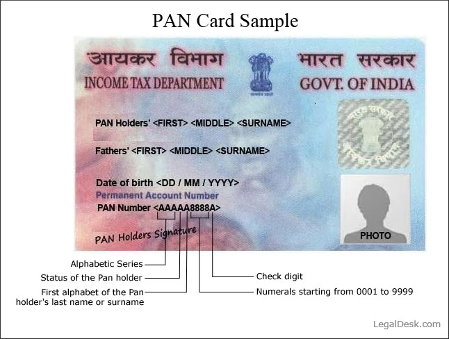 Search PAN: Permanent Account Number by First Name, Last ...