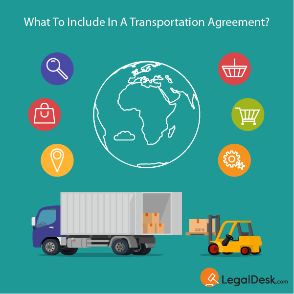 What To Include In A Transportation Contract