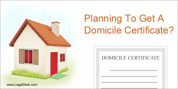 How To Get Domicile Certificate In Delhi