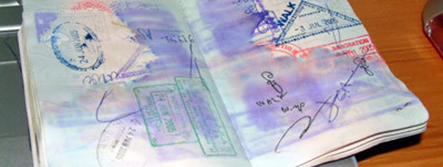 How To Replace A Damaged Passport In India