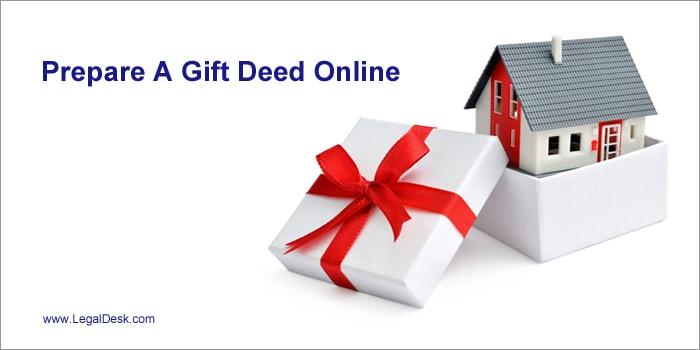 Procedure to Create Gift Deed in Madhya Pradesh
