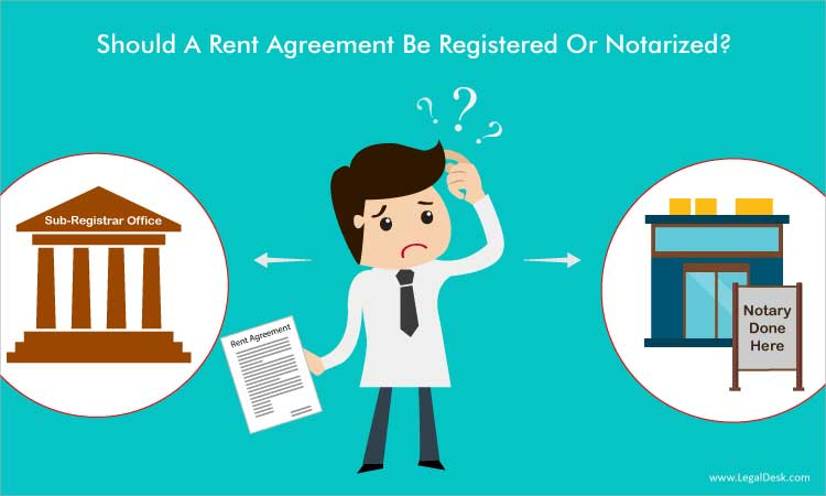 Should I Register Or Notarize My Rental Agreement