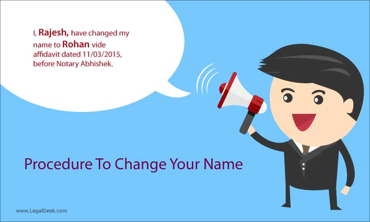 Know The Legal Name Change Procedure In Uttar Pradesh