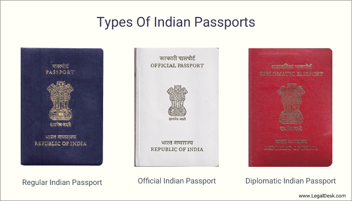 3 Types Of Passports In India You Should Know About