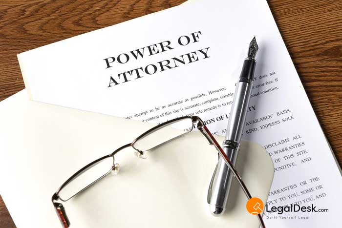 legaldesk com Power Of Attorney For Registration Before Sub