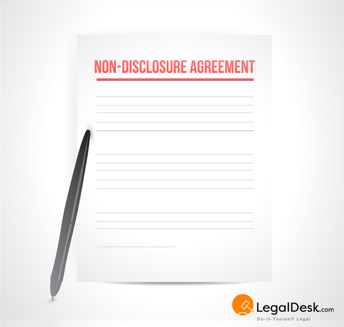 Non Disclosure Agreement Nda Or Confidentiality Agreement Ca