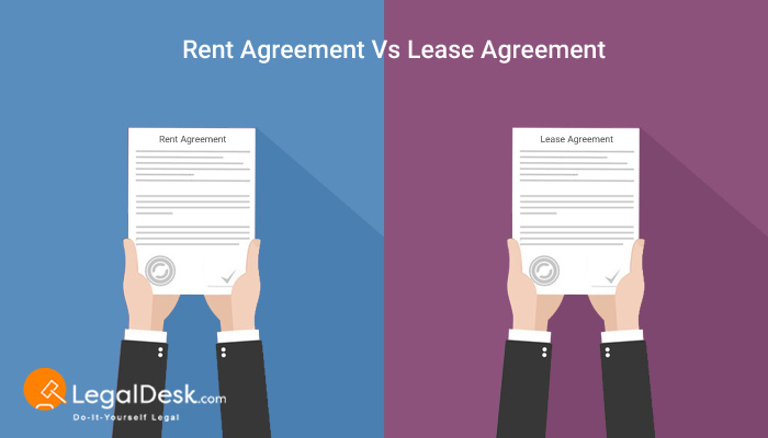 What Is Rent Agreement How Is Rent Different From Lease