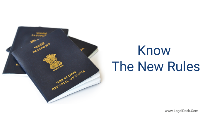 revised passport rules