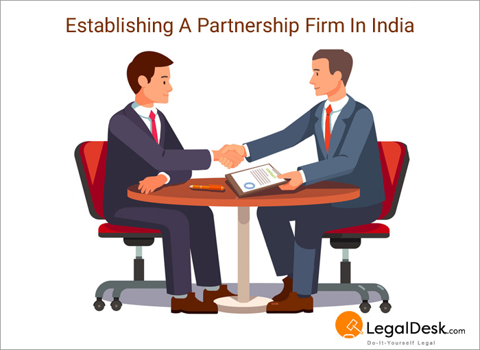 how to make a business partnership legal