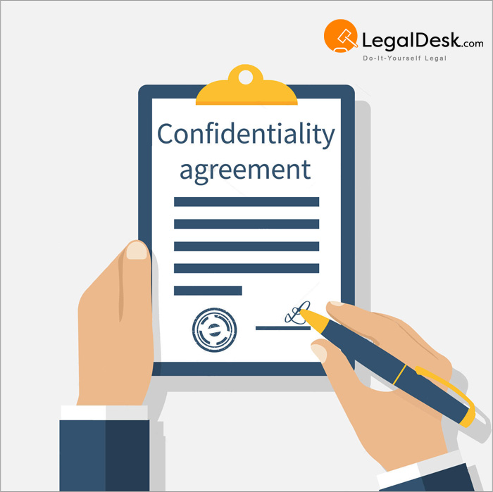 NDA or Confidentiality Agreement