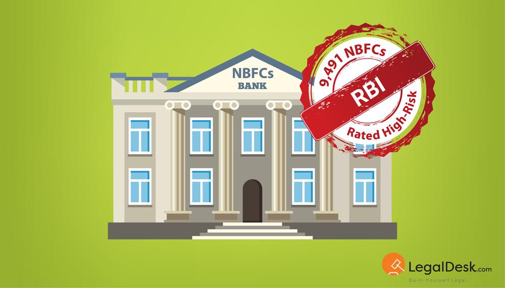 NBFC under high risk