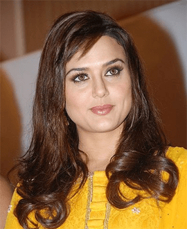 Preetam Zinta becomes Preity Zinta after name change
