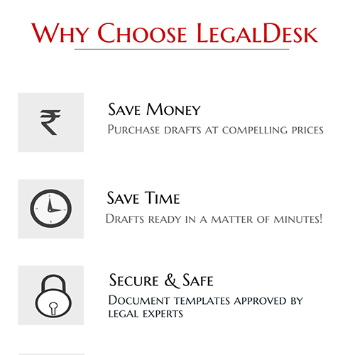 Know how to create an affidavit for domicile certificate create with legaldesk altavistaventures Images